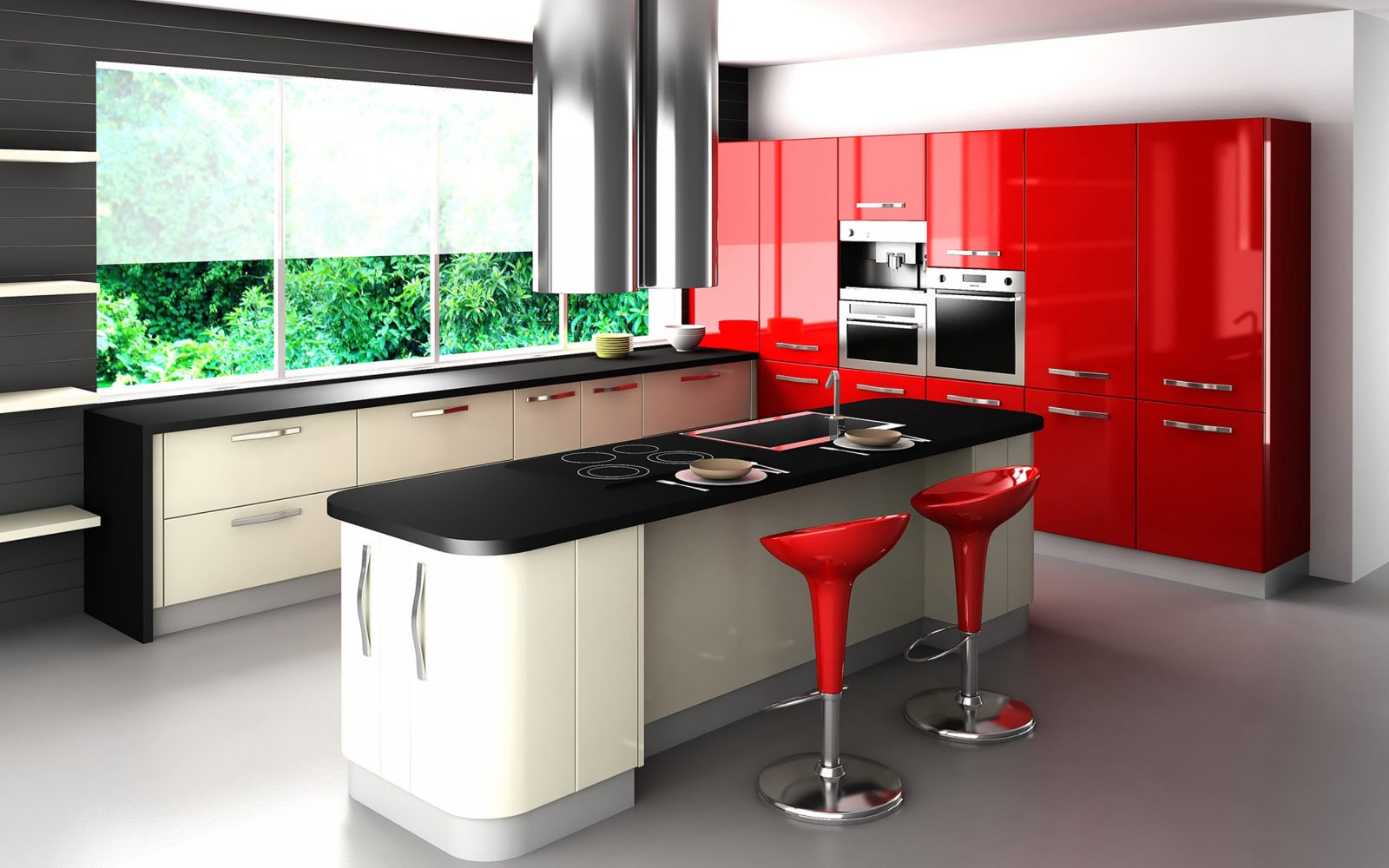 Claves para crear una cocina moderna for Cocinas espectaculares modernas