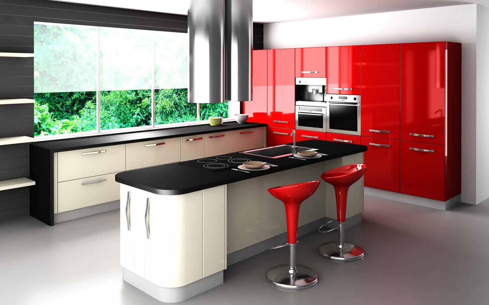 Claves para crear una cocina moderna - Cocinas amuebladas modernas ...