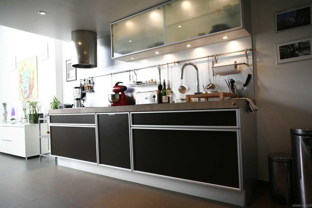Cocina de estilo industrial im genes y fotos - Estilos de cocinas ...