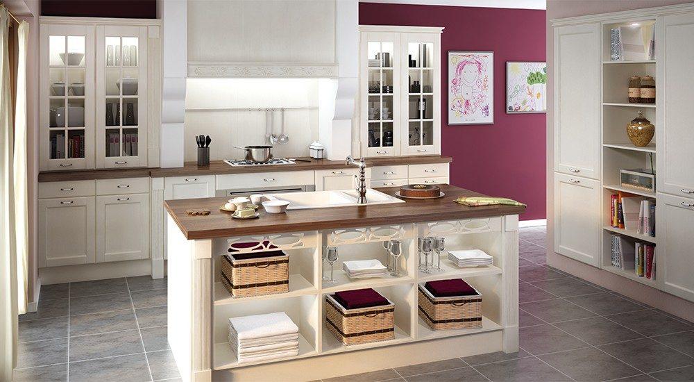Galer a de im genes estilos de cocinas de madera - Estilo de cocinas ...