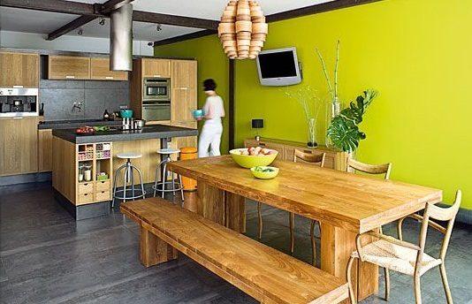 Ideas Practicas Para Cocinas Modernas - Cocinas-practicas-y-modernas