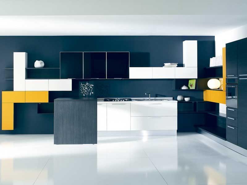Colores De Cocinas Modernas - Decoración Del Hogar - Prosalo.com