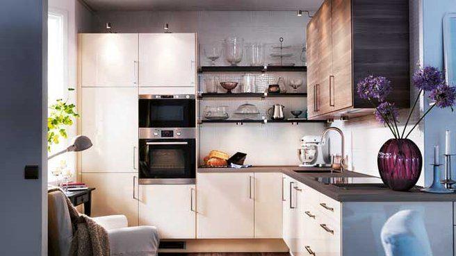 Ideas pr cticas para cocinas modernas - Microondas muy pequenos ...