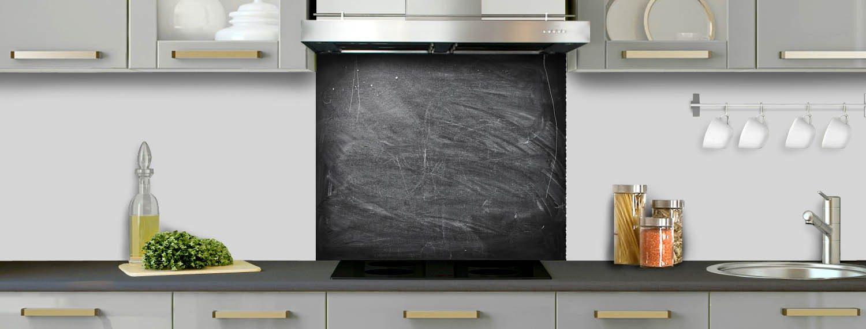 Pintura de pizarra para la cocina im genes y fotos - Pizarras de cocina ...
